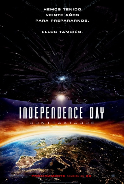Independence Day Contraataque Ver Pelicula Gratis