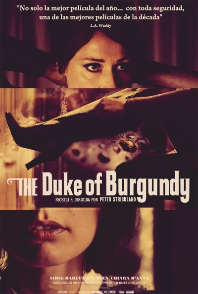 The Duke of Burgundy Ver Pelicula Gratis
