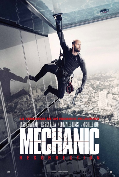 Mechanic Resurrection Ver Pelicula Gratis