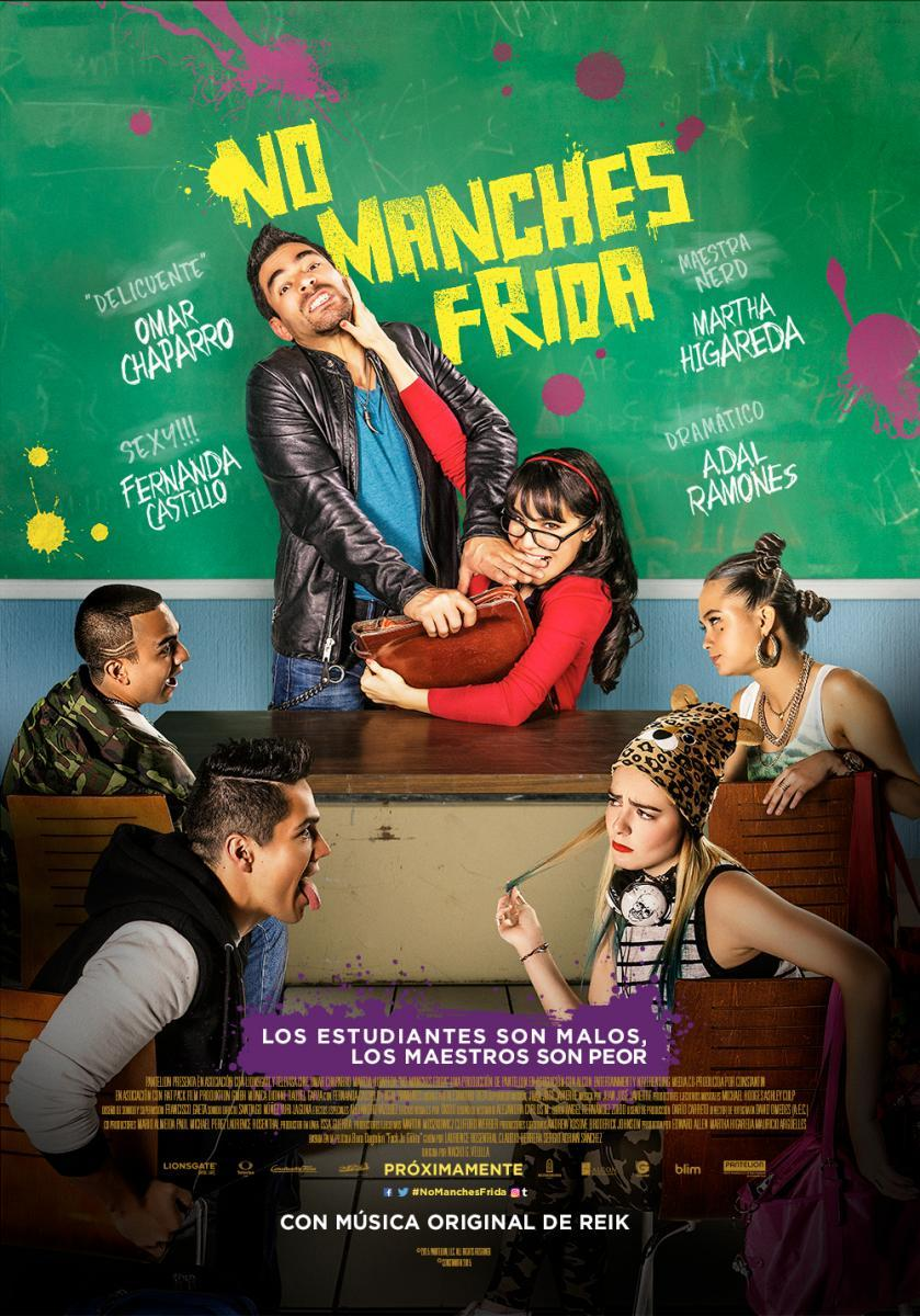 No Manches Frida Pelicula Online
