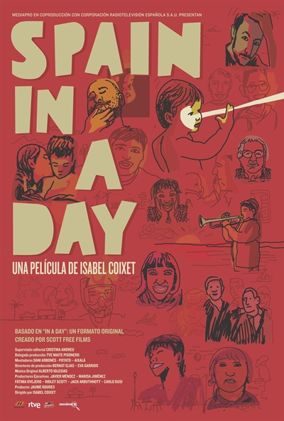 Spain in a Day Pelicula Online