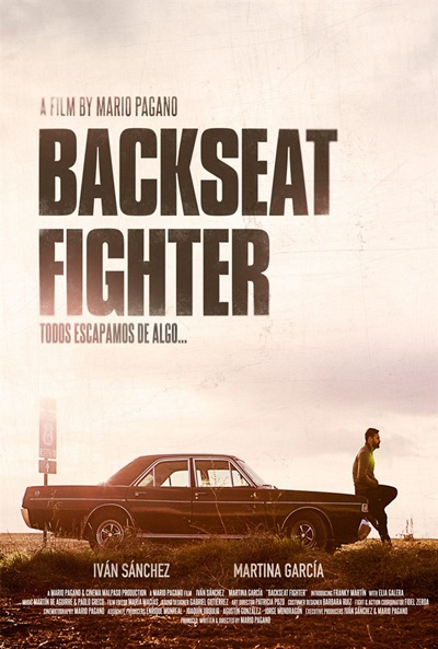 Backseat Fighter Pelicula Online
