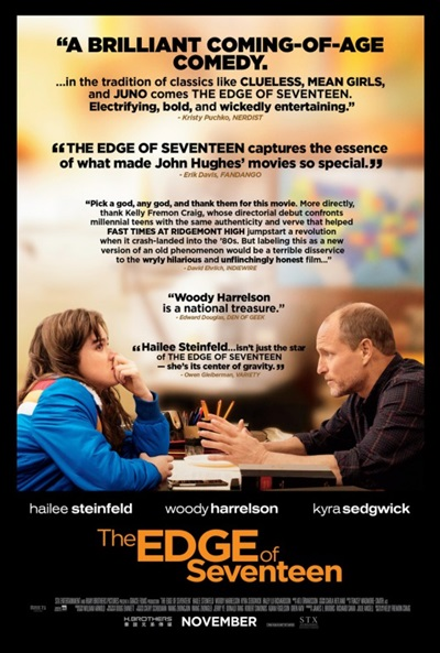 The Edge of Seventeen Ver Pelicula Gratis