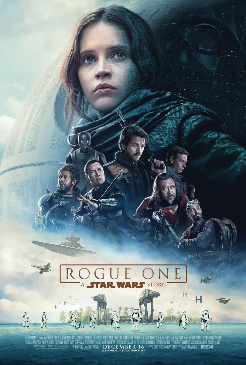 Rogue One Una Historia de Star Wars Ver Pelicula Gratis