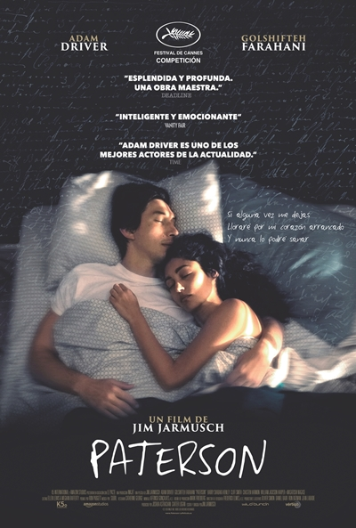 Paterson Pelicula Online
