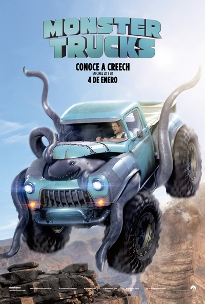 Monster Trucks Ver Pelicula Gratis