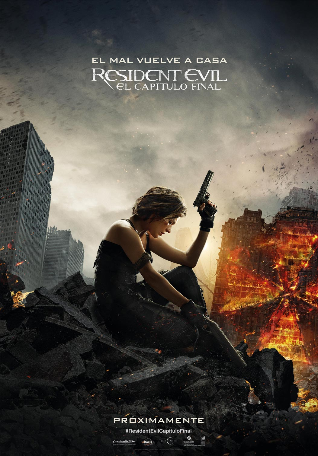 Resident Evil Capítulo Final Pelicula Online