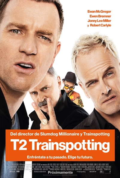 T2 Trainspotting Ver Pelicula Gratis