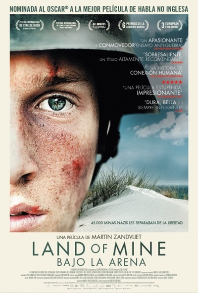 Land of Mine. Bajo la arena Ver Pelicula Gratis