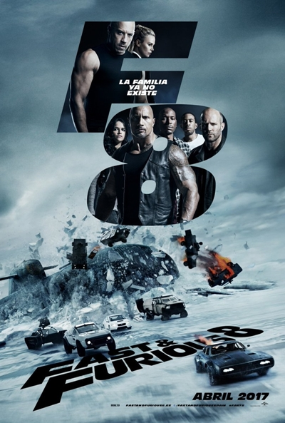 Fast & Furious 8 Pelicula Online