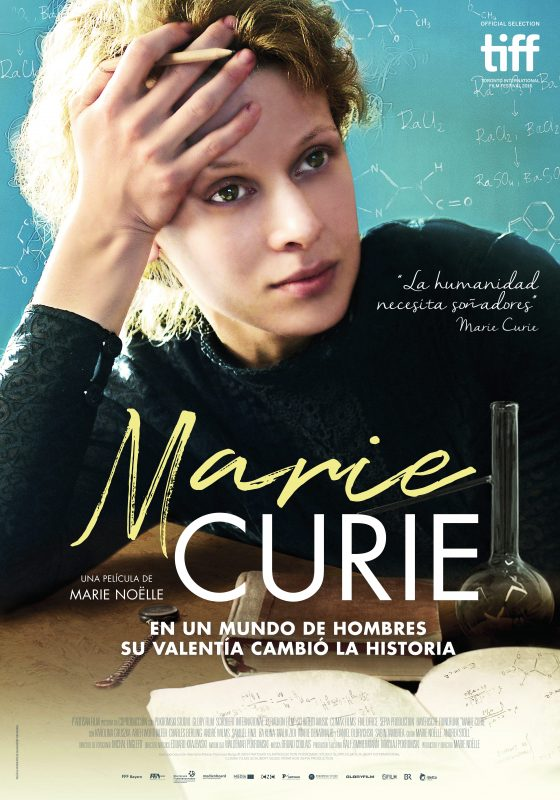 Marie Curie Pelicula Online