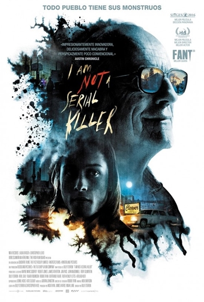 I Am Not a Serial Killer Ver Pelicula Gratis