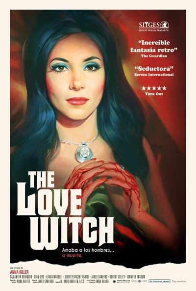 The Love Witch Ver Pelicula Gratis