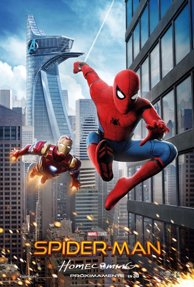 Spider-Man Homecoming Ver Pelicula Gratis