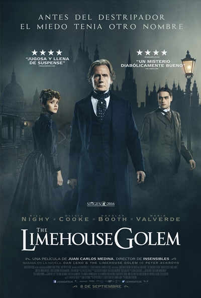 The Limehouse Golem Ver Pelicula Gratis