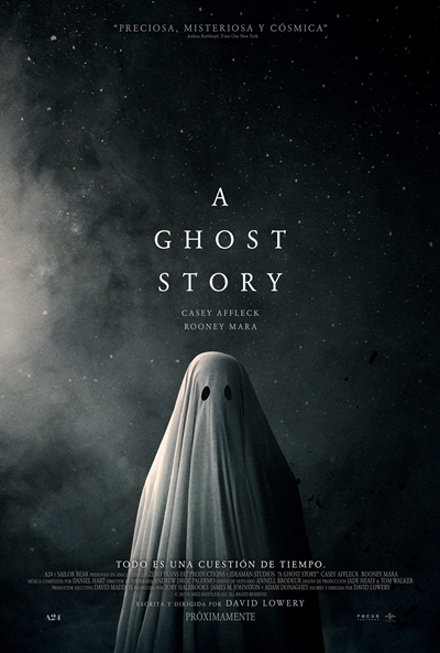 A Ghost Story Pelicula Online
