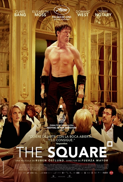 The Square Ver Pelicula Gratis