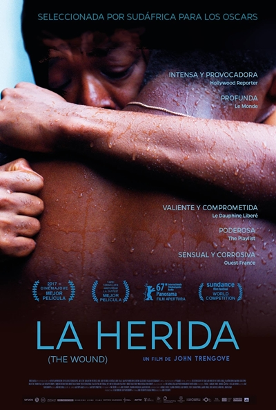 La herida The Wound Ver Pelicula Gratis
