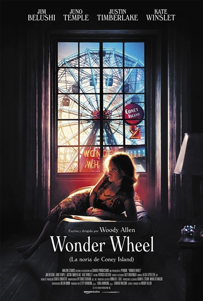 Wonder Wheel Ver Pelicula Gratis
