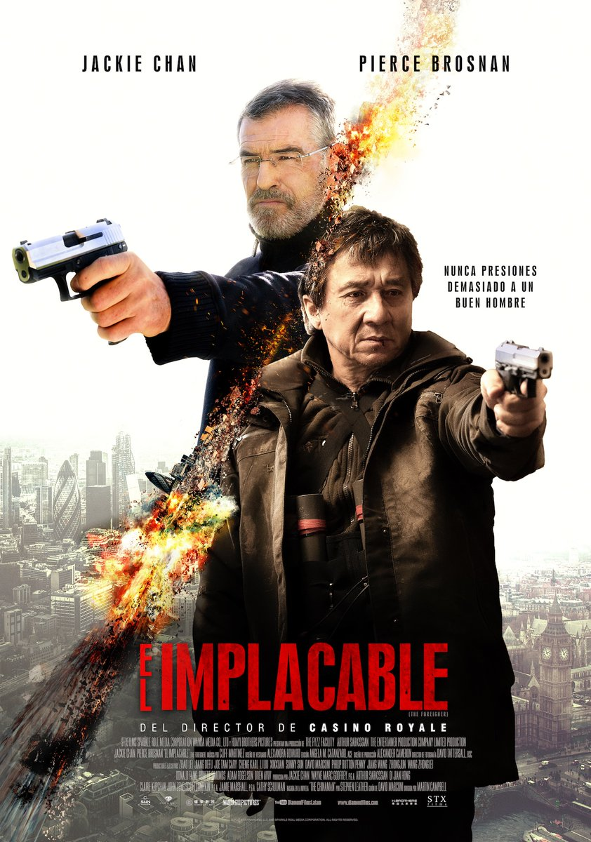 El Implacable Ver Pelicula Gratis