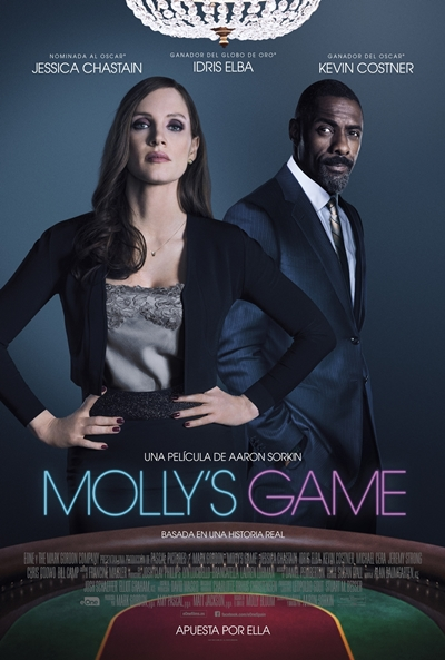 Molly's Game Ver Pelicula Gratis