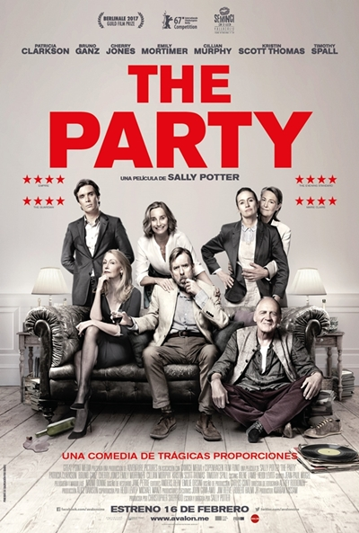 The Party Pelicula Online