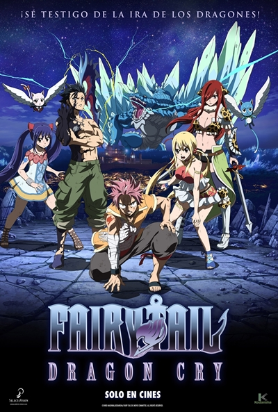 Fairy Tail Dragon Cry Ver Pelicula Gratis
