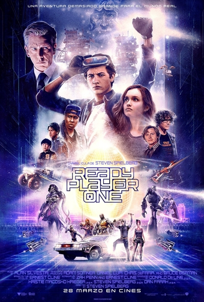 Ready Player One Ver Pelicula Gratis