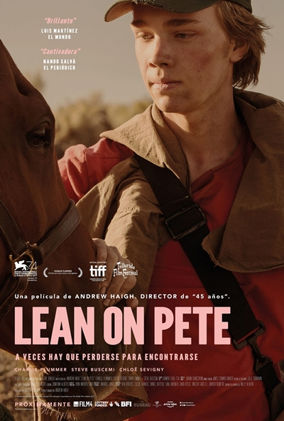 Lean on Pete Ver Pelicula Gratis