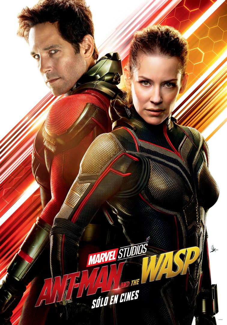 Ant-Man and the Wasp Ver Pelicula Gratis