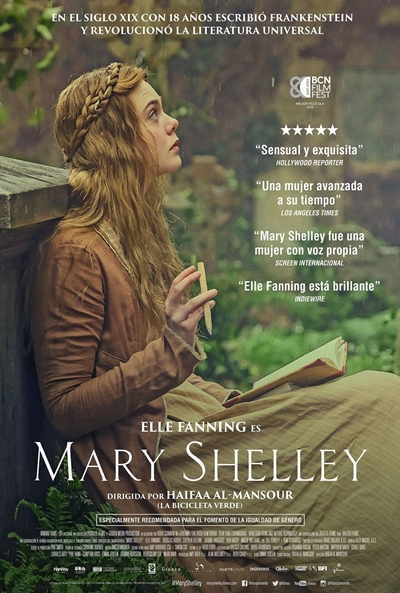 Mary Shelley Pelicula Online