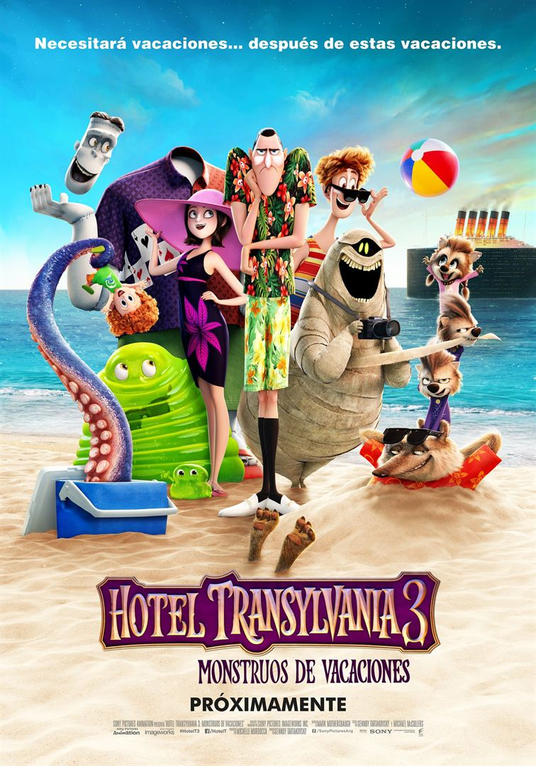 hotel transylvania 3 online