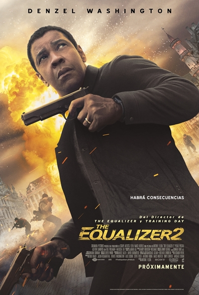 The Equalizer 2 Ver Pelicula Gratis
