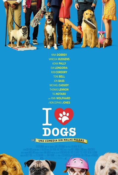 I Love Dogs Pelicula Online