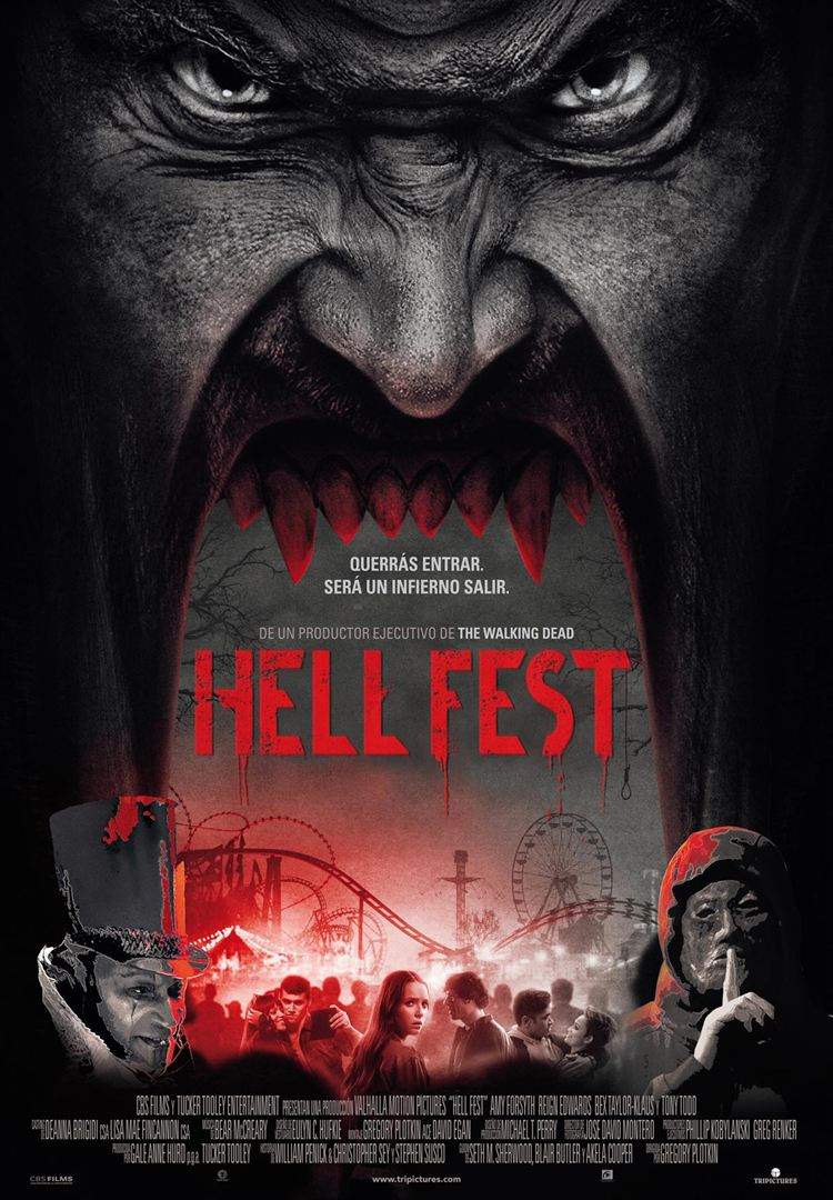 Hell Fest Pelicula Online