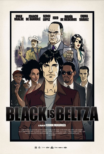 Black is Beltza Ver Pelicula Gratis