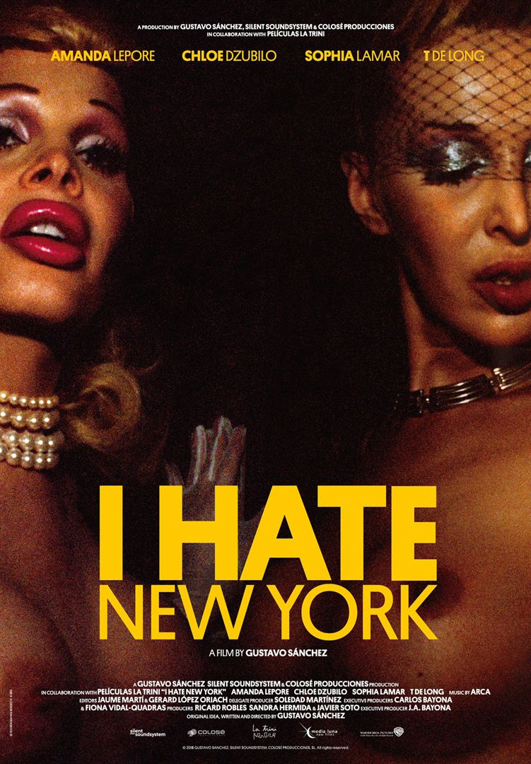 I Hate New York Ver Pelicula Gratis