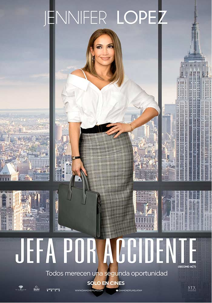 Jefa por accidente Pelicula Online