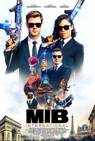 Men in Black International Ver Pelicula Gratis