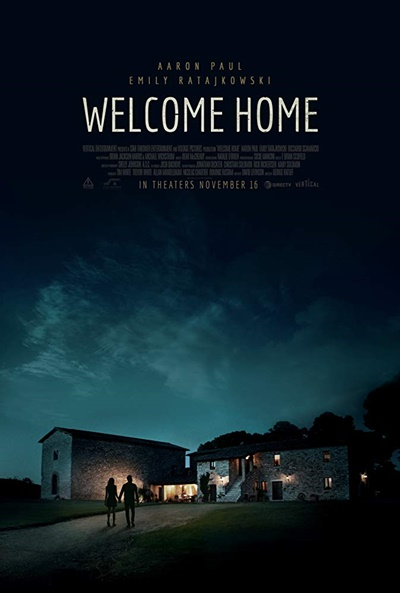 Welcome Home Pelicula Online