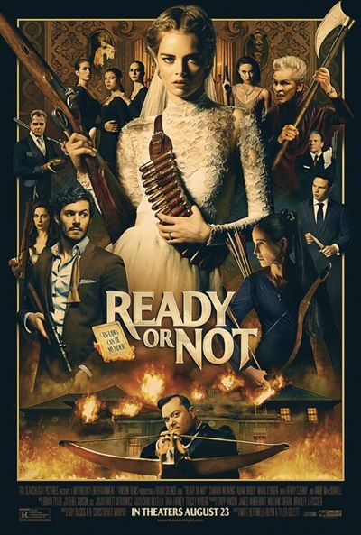 Ready or Not Ver Pelicula Gratis