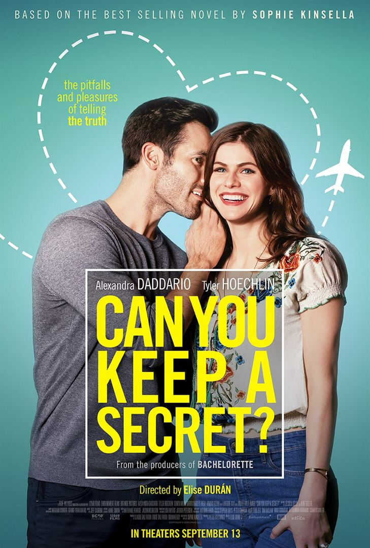 Can You Keep a Secret? Ver Pelicula Gratis