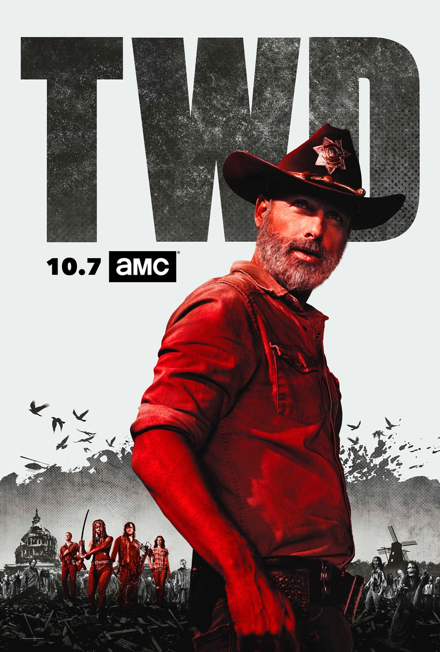 The Walking Dead Temporada 10 Episodio 1 Pelicula Online