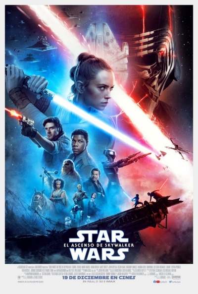 Star Wars 9 El ascenso de Skywalker Ver Pelicula Gratis