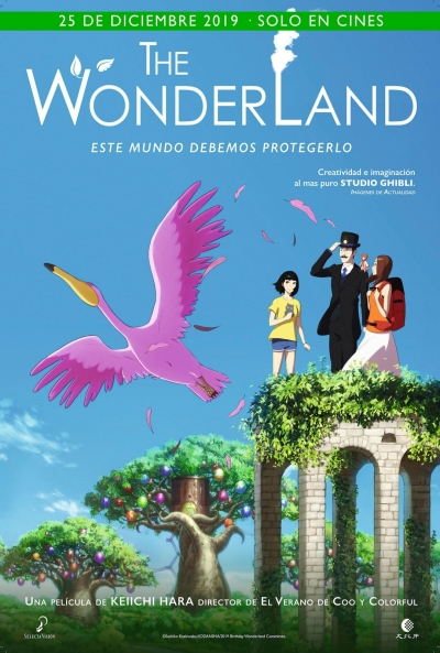 The Wonderland Ver Pelicula Gratis