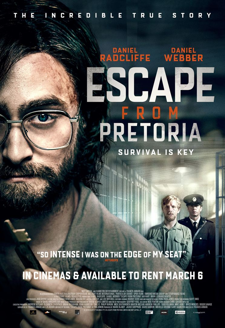 Escape from Pretoria Ver Pelicula Gratis
