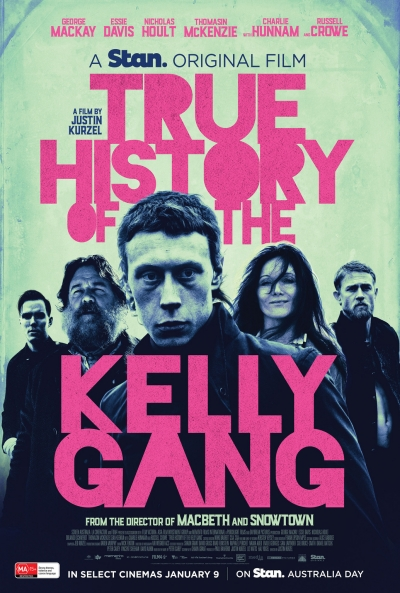 True History of the Kelly Gang (La verdadera historia de la banda de Kelly) Ver Pelicula Gratis
