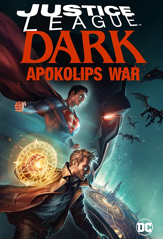 Justice League Dark Apokolips War Pelicula Online