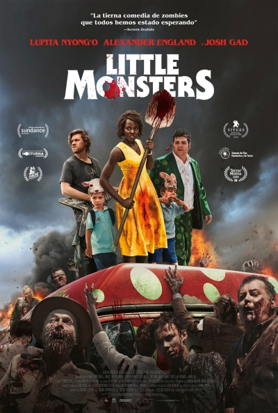 Little Monsters Ver Pelicula Gratis