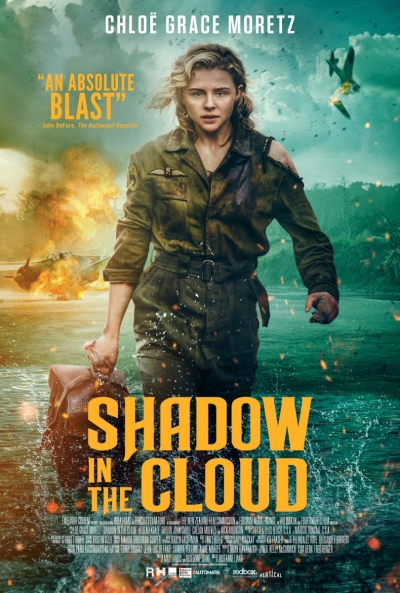 Shadow in the Cloud Ver Pelicula Gratis
